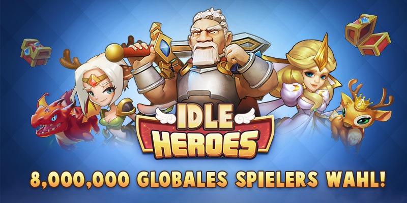 Spielen Idle Heroes on PC