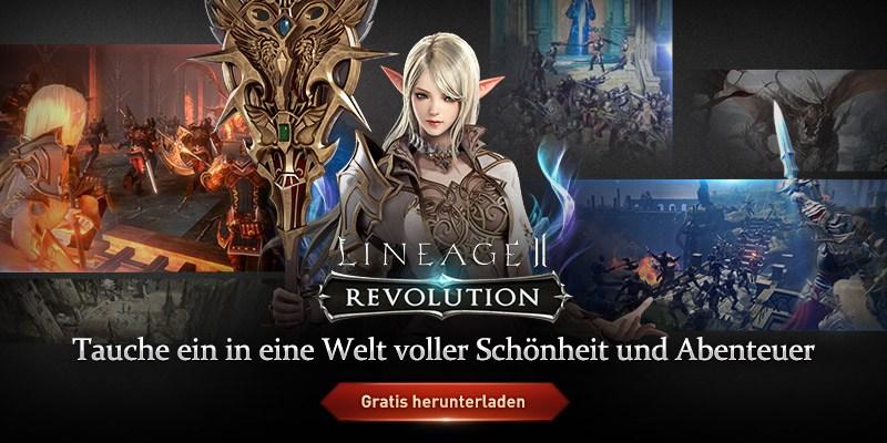 Spielen Lineage 2: Revolution on PC