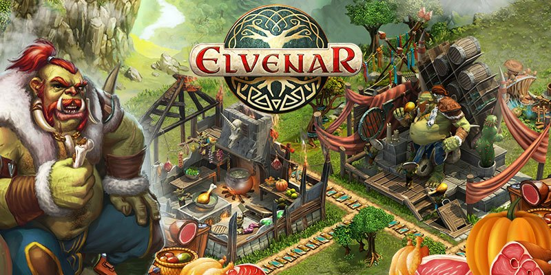 Spielen Elvenar on PC
