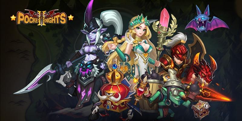 Spiele Pocket Knights 2 für PC