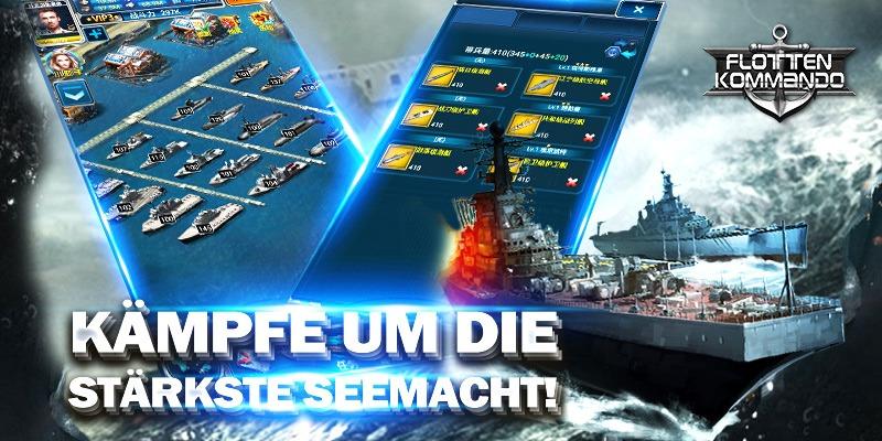 Spielen Flotten Kommando-Allianzkrieg on PC