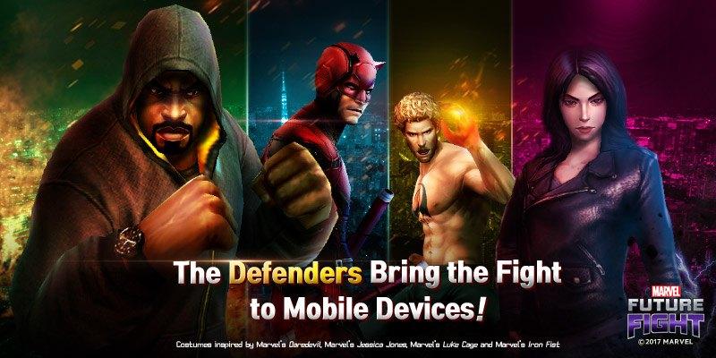 Spielen MARVEL Future Fight on PC