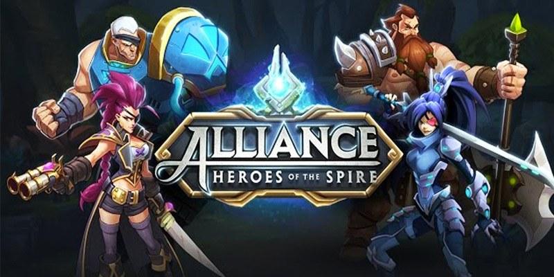 Spiele Alliance: Heroes of the Spire für PC
