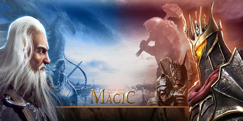 Spiele War and Magic für PC