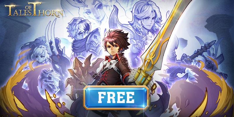 Spiele Tales of Thorn: Global für PC