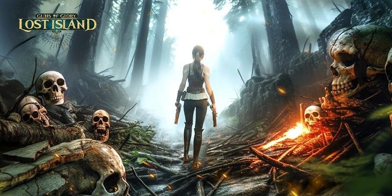 Joue Guns of Glory on PC