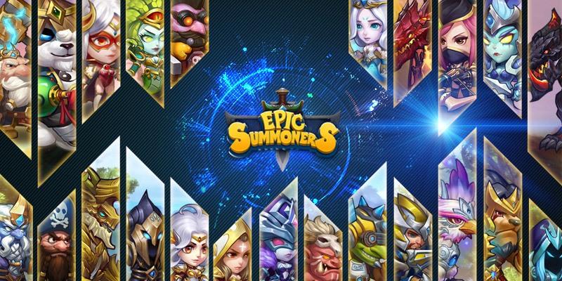 Jouez Epic Summoners sur PC