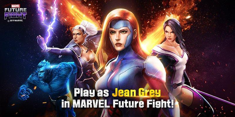 Jouez MARVEL Future Fight sur PC