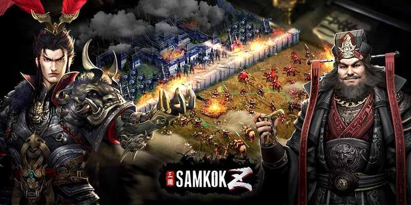 Main Three Kingdoms: Dinasti Perang on PC
