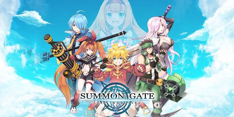 Main Summon Gate on PC