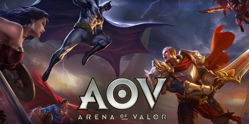 Main Mobile Arena - Action MOBA on PC