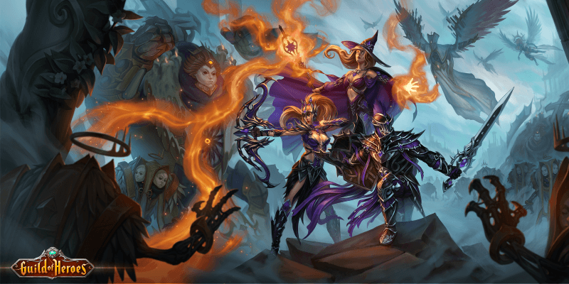 Main Guild of Heroes - fantasy RPG on PC