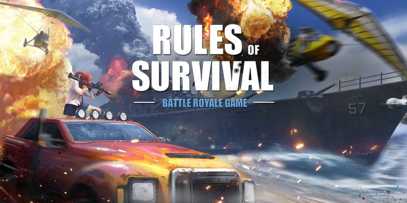 Main RULES OF SURVIVAL on PC