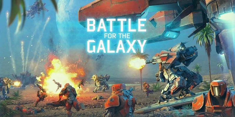 Main BATTLE FOR THE GALAXY on PC