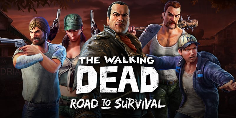 Main Walking Dead: Road to Survival on PC