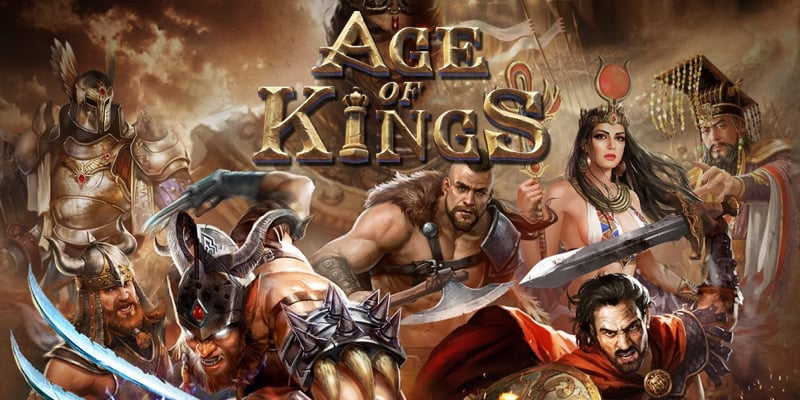 Main Age of Kings: Skyward Battle on PC