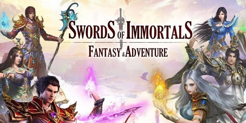 Main Swords of Immortals on PC