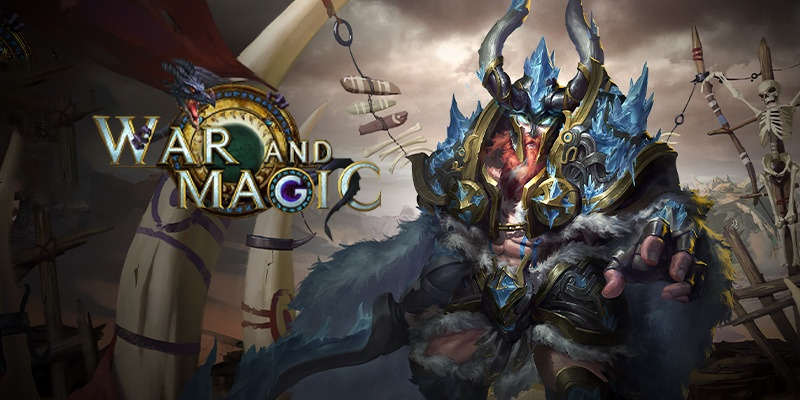즐겨보세요 War and Magic on PC