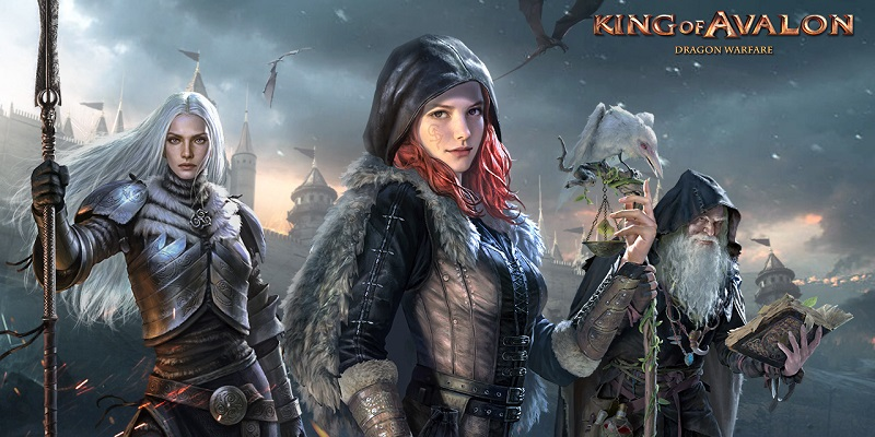 Gioca King of Avalon: Dragon Warfare per PC