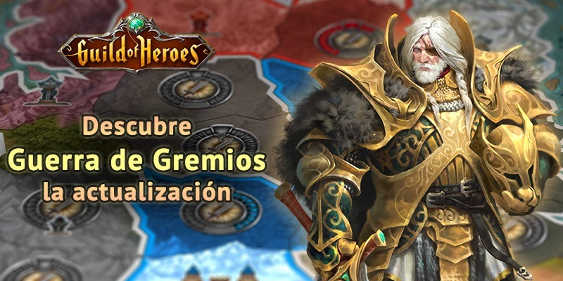 Juega Guild of Heroes on PC