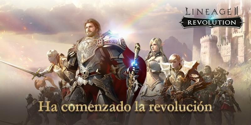 Juega Lineage 2: Revolution on PC