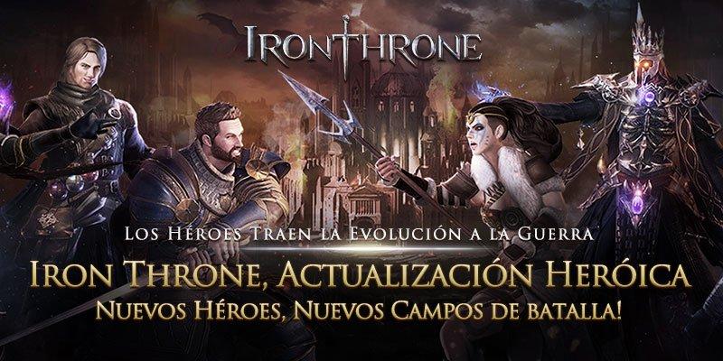 Juega Iron Throne on PC