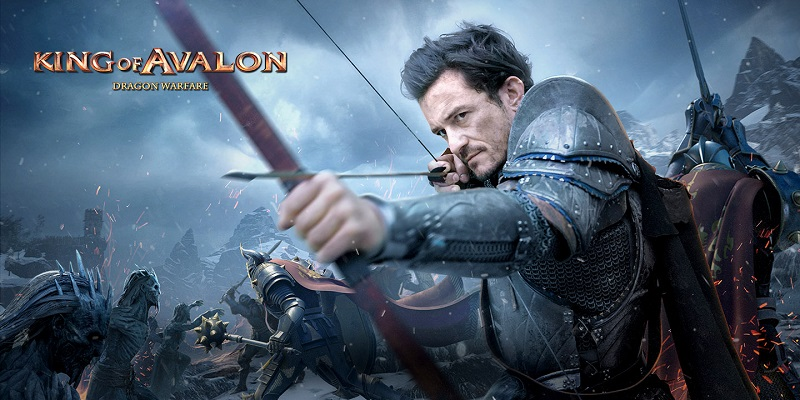 Jogue King of Avalon: Dragon Warfare para PC