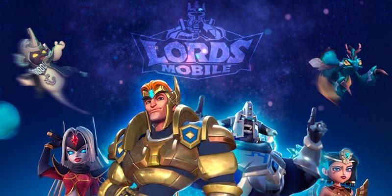 Jogue Lords Mobile para PC