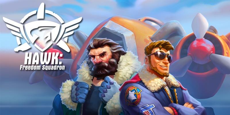 Jogue HAWK – Arcada de aviões para PC