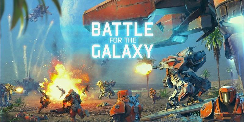 Jogue Batalha pela Galáxia para PC