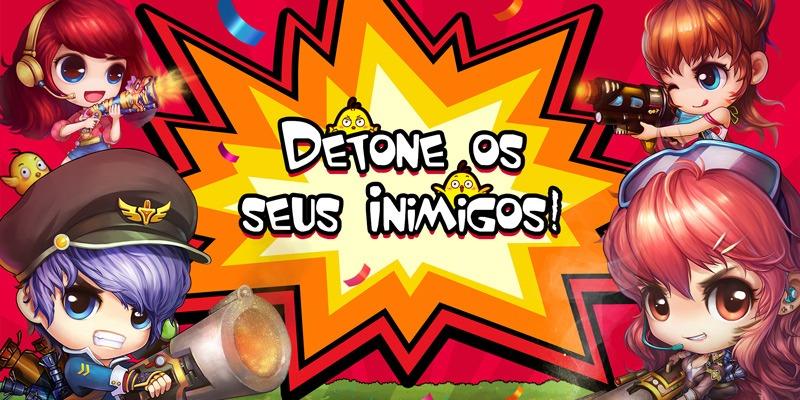 Jogue DDTank Brasil para PC