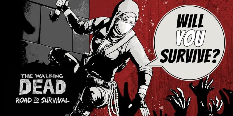 Jogue Walking Dead: Sobrevivência para PC