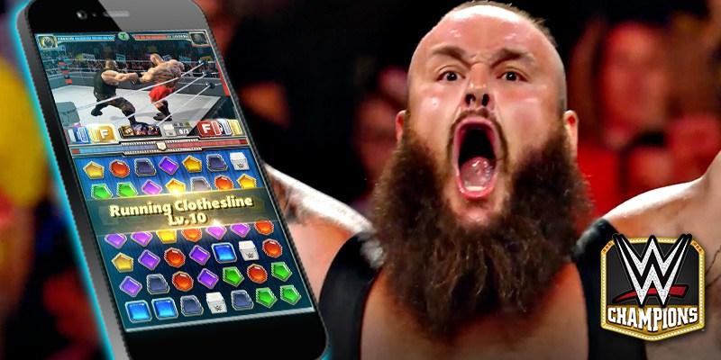 Jogue WWE Champions Free Puzzle RPG para PC