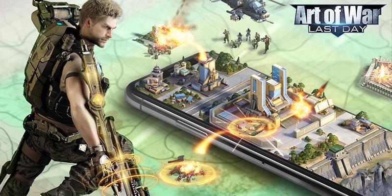 Играй Art of War: Last Day На ПК