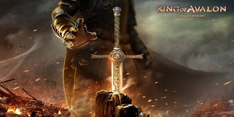 Играй Король Авалона: Битва Драконов На ПК