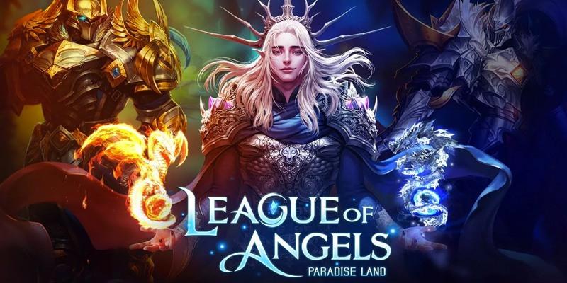 Играй League of Angels-Paradise Land На ПК
