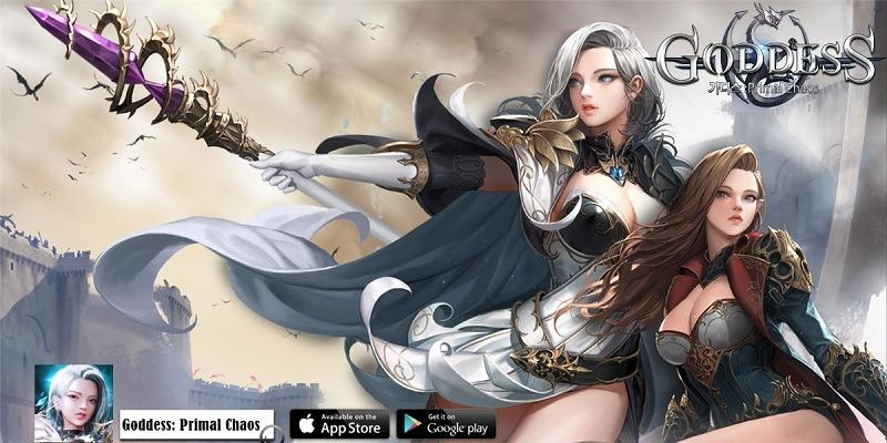 Играй Goddess: Primal Chaos - RU На ПК