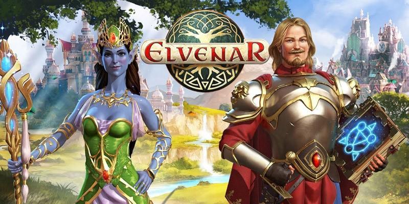 Играй Elvenar На ПК