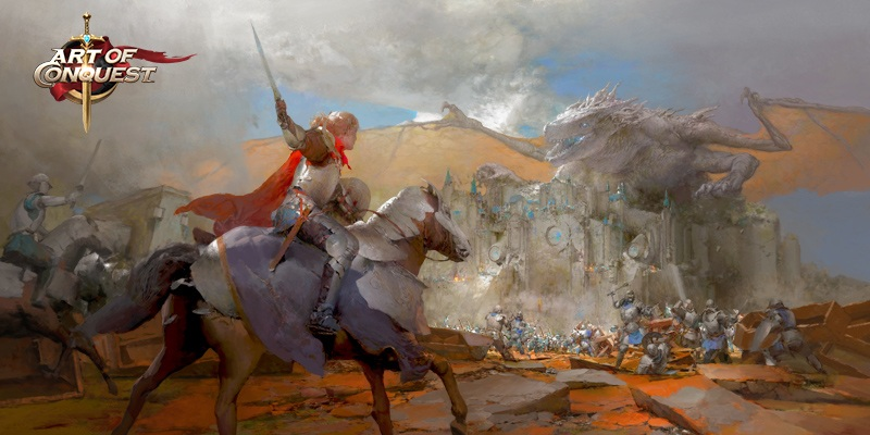 Играй Art of Conquest На ПК