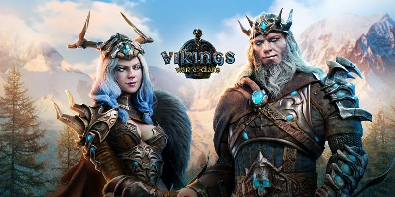 Играй Vikings: War of Clans На ПК