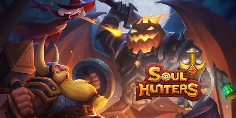 Играй Soul Hunters На ПК