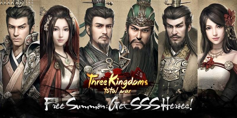 Main Three Kingdoms: Massive War on PC