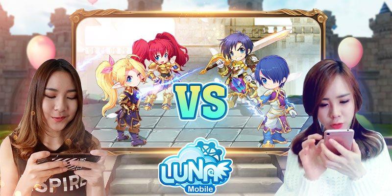 Main Luna Mobile on PC