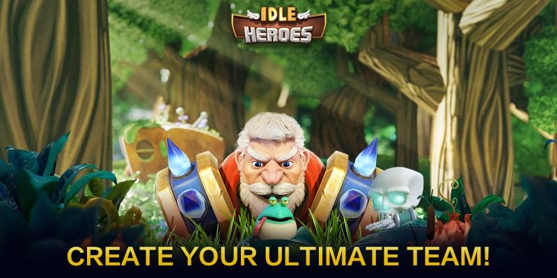 เล่น Idle Heroes on PC