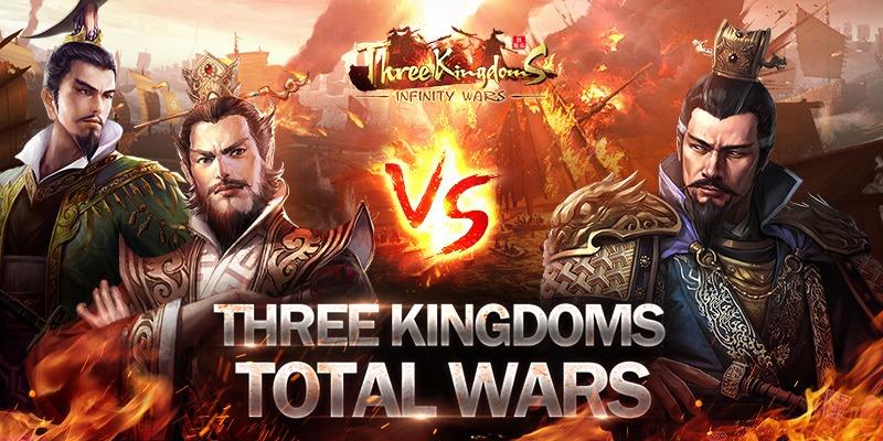 เล่น Three Kingdoms: Infinity Wars on PC