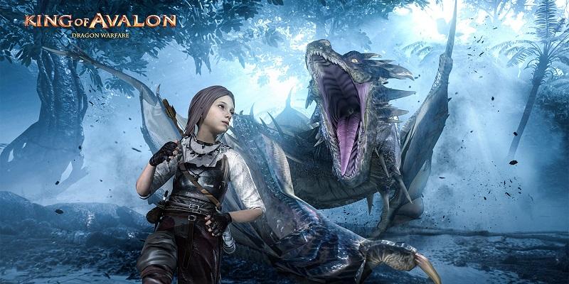 เล่น King of Avalon: Dragon Warfare on PC