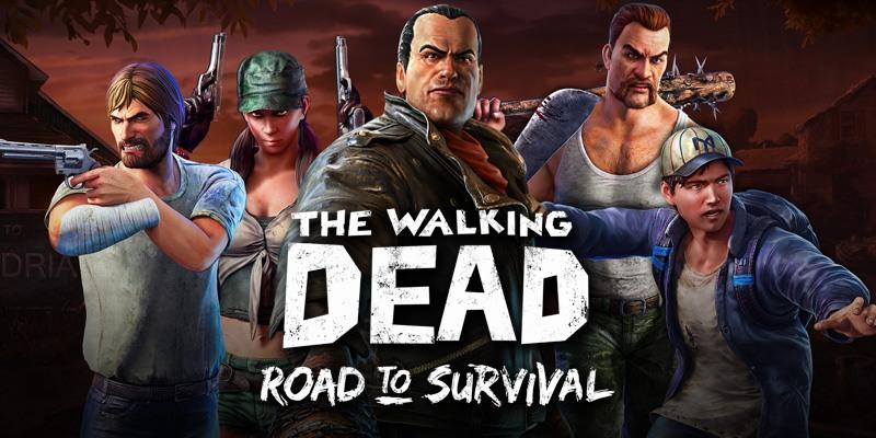 เล่น Walking Dead: Road to Survival on PC
