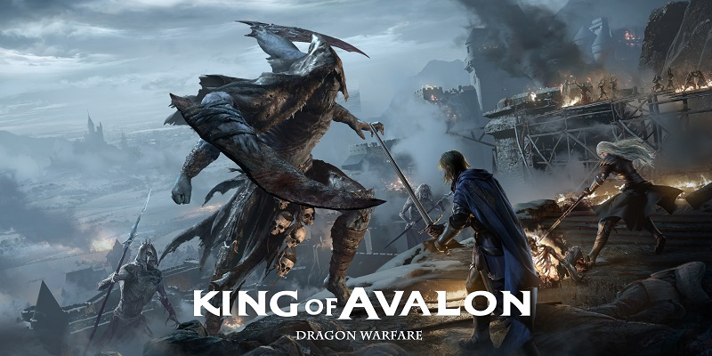 King of Avalon: Dragon Warfare İndirin ve PC'de Oynayın