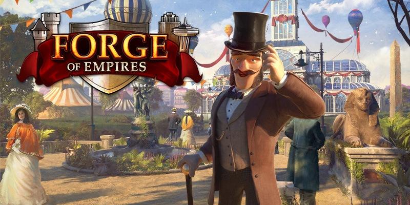 Forge of Empires İndirin ve PC'de Oynayın
