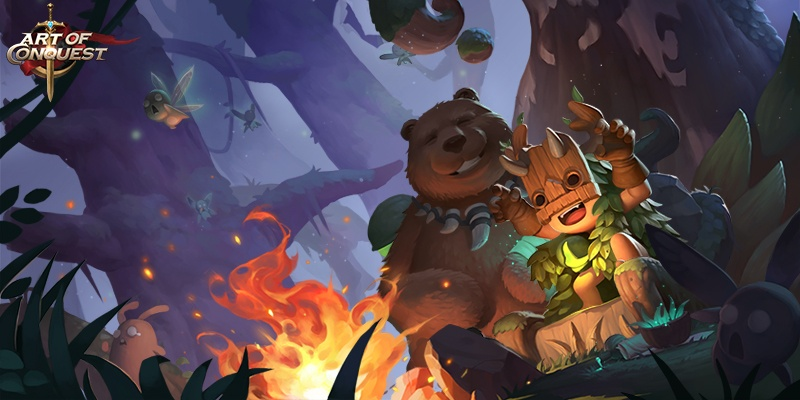 Art of Conquest (AoC) İndirin ve PC'de Oynayın